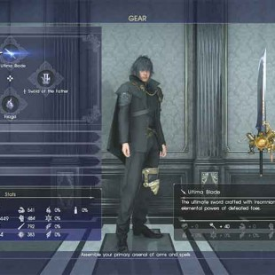 How To Get The Ultima Blade In Final Fantasy XV