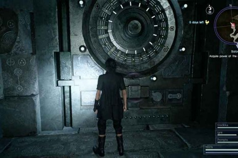 How To Unlock The Special Doors Inside Final Fantasy XV's Dungeons – Dungeon Seal Key