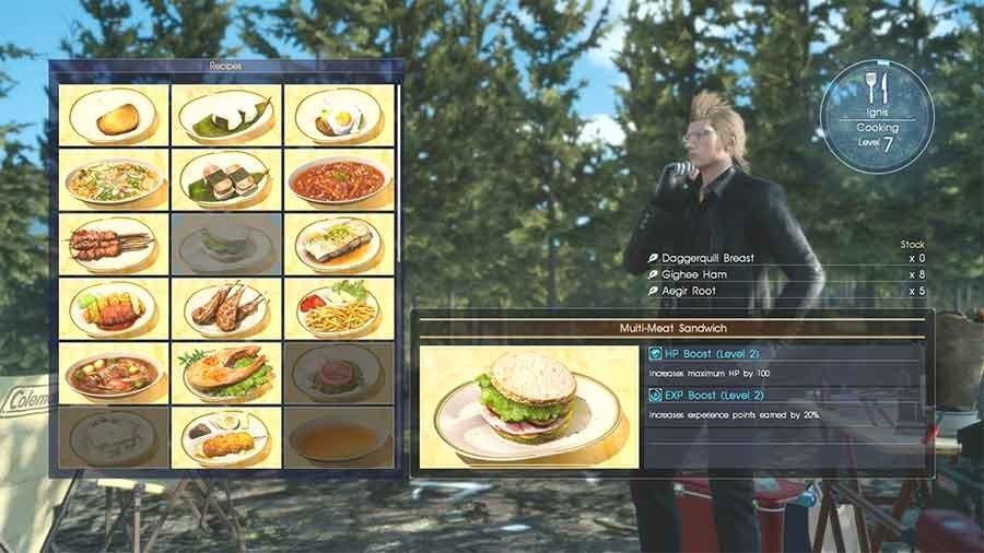 Multi-Meat-Sandwich