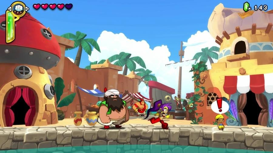 Shantae Half-Genie Hero Review - Gamers Heroes