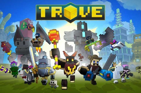 Voxel Building Adventure Trove Hits Xbox One & PlayStation 4