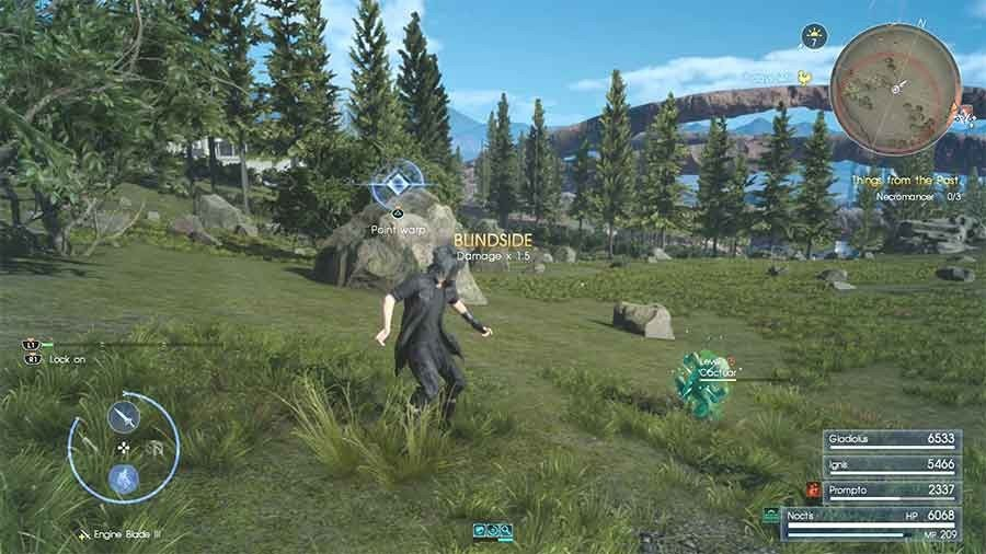 Where To Find Cactuar Needle In Final Fantasy XV