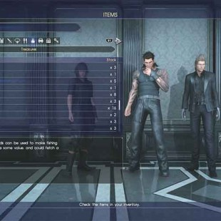 Where To Find Coeurl Whiskers In Final Fantasy XV