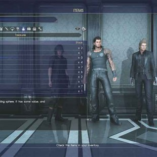 Where To Find Glass Gemstone In Final Fantasy XV For The Engine Blade