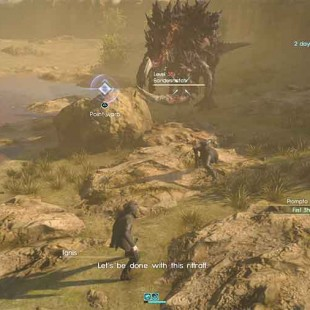 Where To Find The Monster Claw In Final Fantasy XV For The Force Stealer