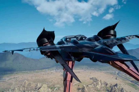 Where To Get The Flying Car (Regalia Type-F) In Final Fantasy XV