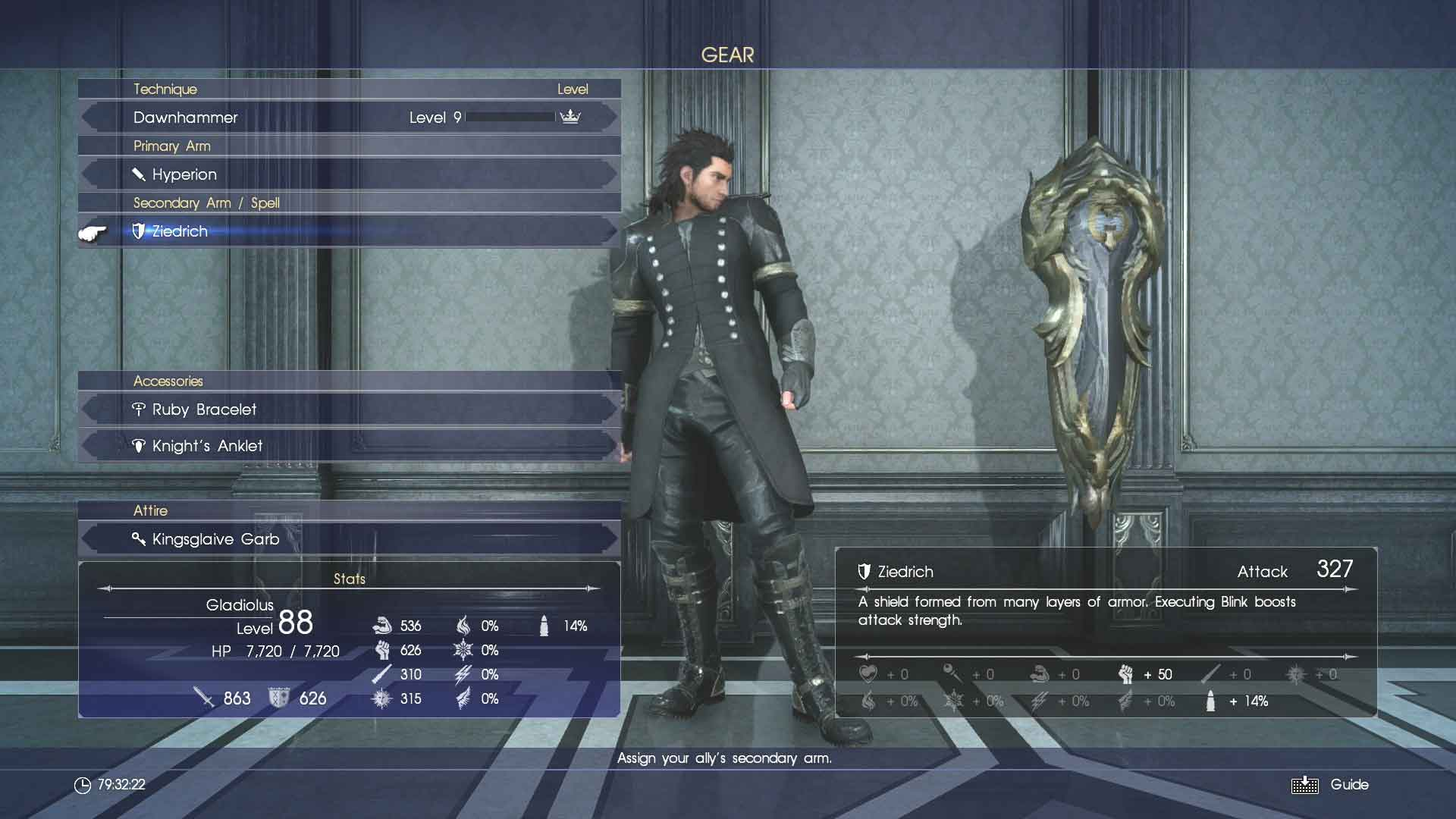 How To Get All 5 Legendary Weapons In Final Fantasy XV