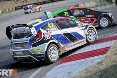 DiRT 4 Gets Rallycross Trailer