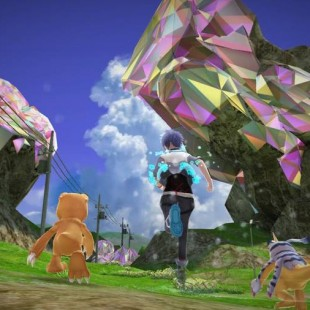 Digimon World: Next Order Material Location Guide