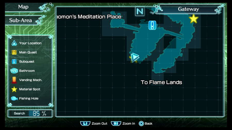 Digimon Wolrd Next Order DigiRock3