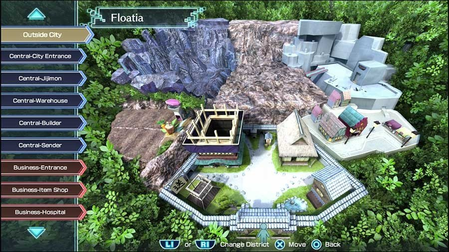 Digimon World Next Order Floatia City Building Upgrade Guide
