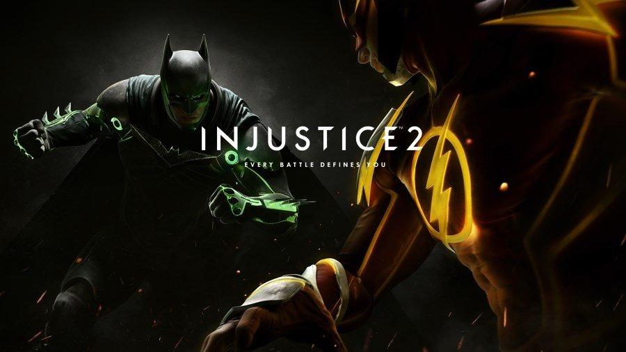 Injustice 2 - Gamers Heroes