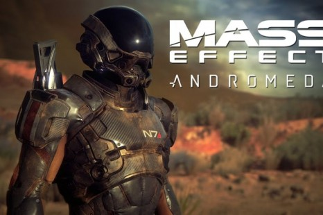 Mass Effect: Andromeda Gets A New Trailer At CES