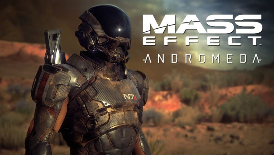 New Mass Effect Andromeda Trailer At CES