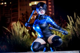 Cosplay Wednesday – DC's Nightwing