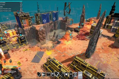 Fast-Paced Tactical Assault, Shock Tactics, Coming To PC Early 2017
