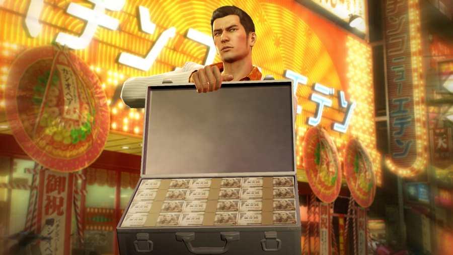 Yakuza 0 Cash
