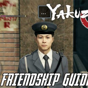 Yakuza 0 Friendship Guide