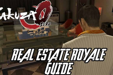 Yakuza 0 Real Estate Royale Guide