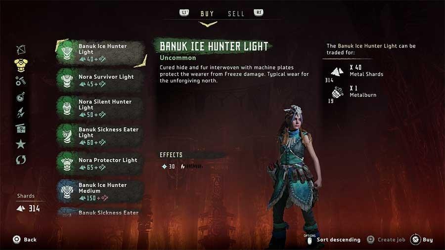 Banuk Ice Hunter Light