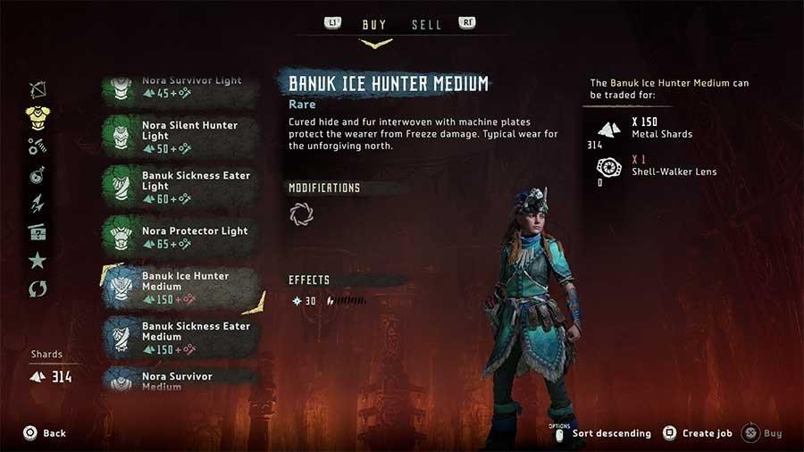 Banuk Ice Hunter Medium