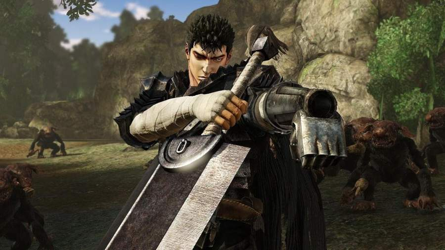Berserk Band Of The Hawk Trailer Shows Off Epic Bosses