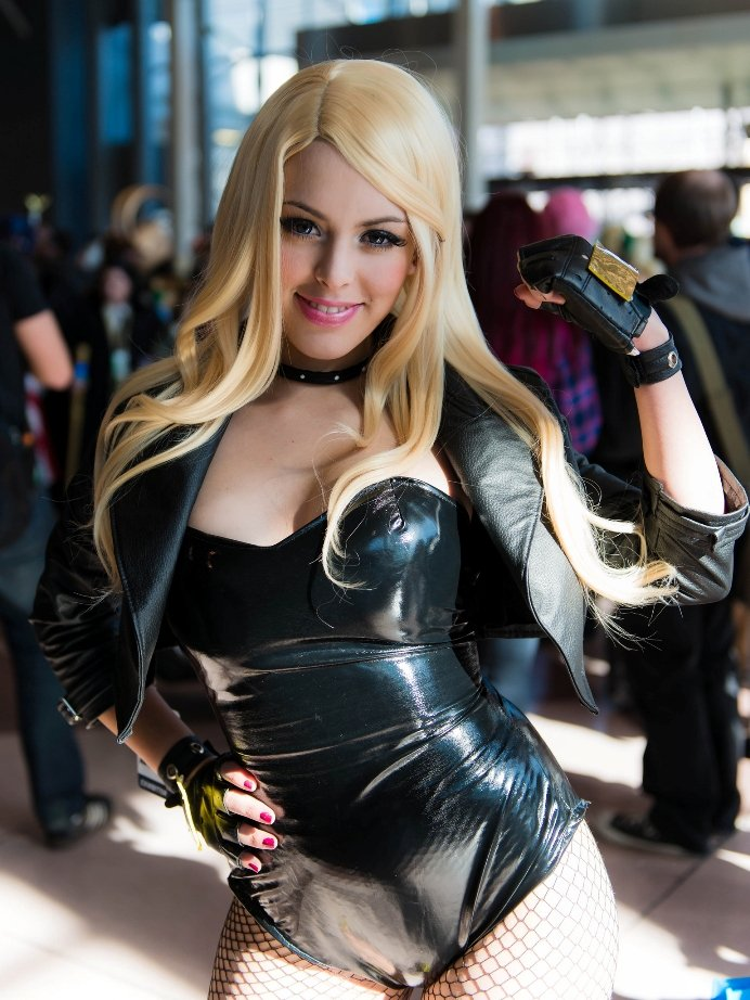 Black Canary Cosplay - Gamers Heroes