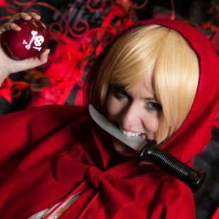 Cosplay Wednesday – Darkstalkers' B.B. Hood