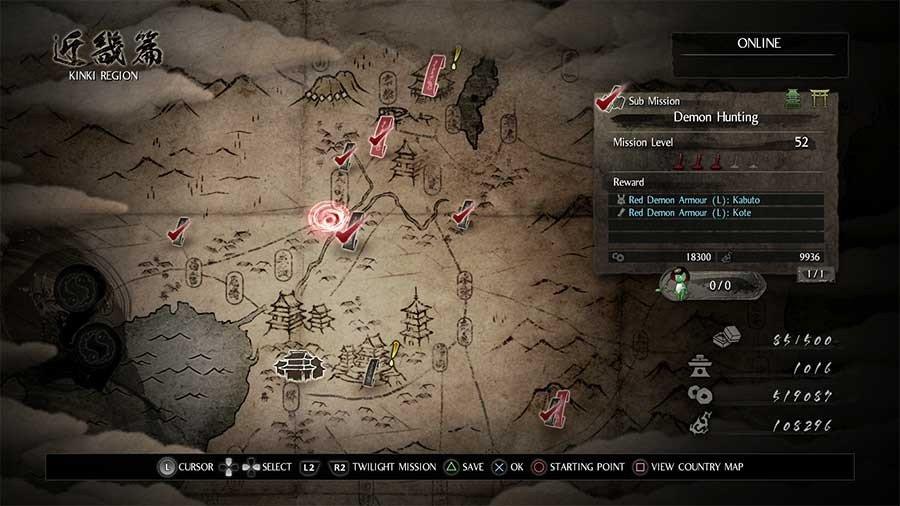 Demon Hunting - Level 52
