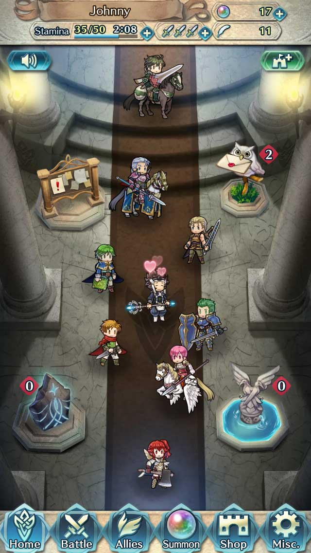 Fire Emblem Heroes Guide - How To Get Hero Feathers