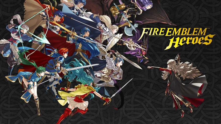 Fire Emblem Heroes List Of Heroes You Can Summon