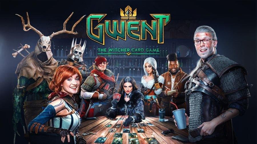 GWENT - Gamers Heroes