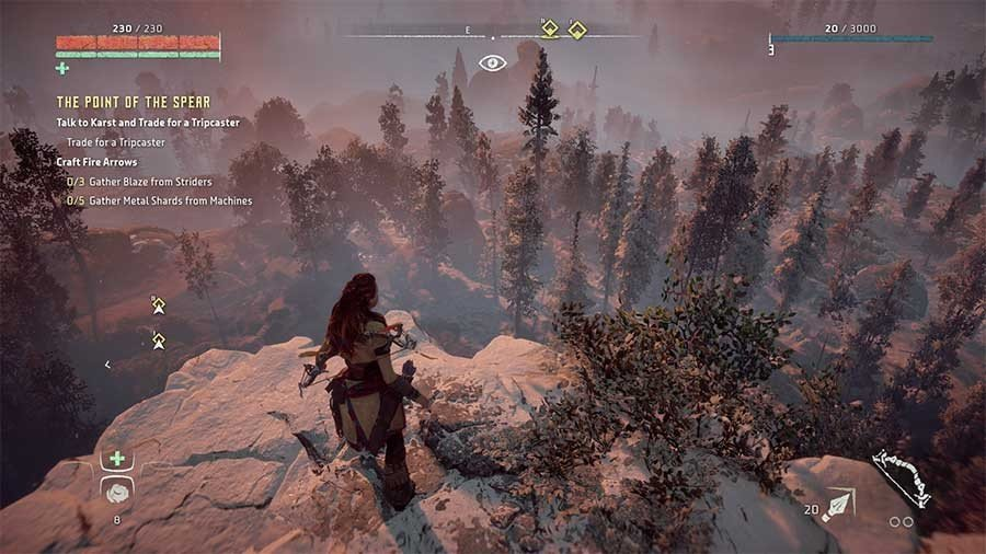 Horizon Zero Dawn Errands Quest Guide