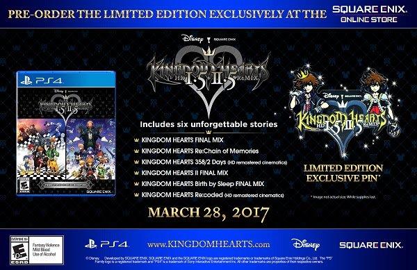 Kingdom Hearts 1.5 - Gamers Heroes