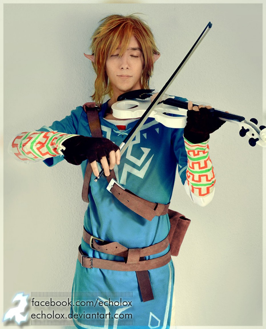 how to make a link cosplay costume