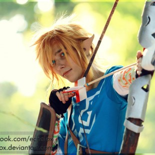 Cosplay Wednesday – The Legend of Zelda: Breath of the Wild's Link