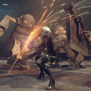 New NieR: Automata Trailer Released