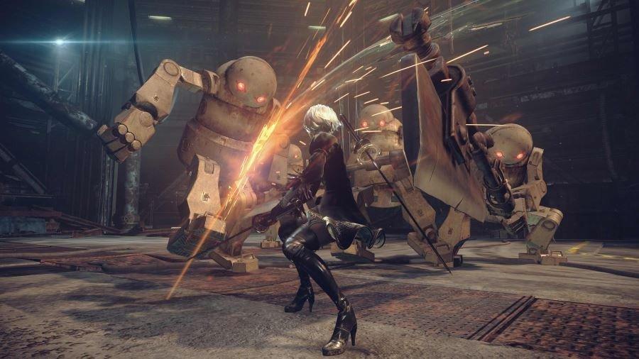 Nier Automata - Gamers Heroes