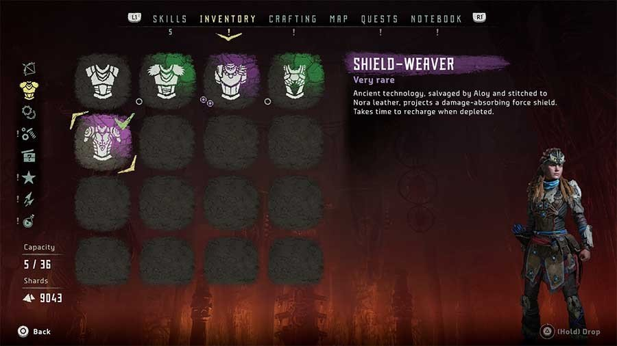 Sheild-Weaver