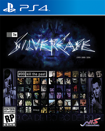 The Silver Case - Gamers Heroes