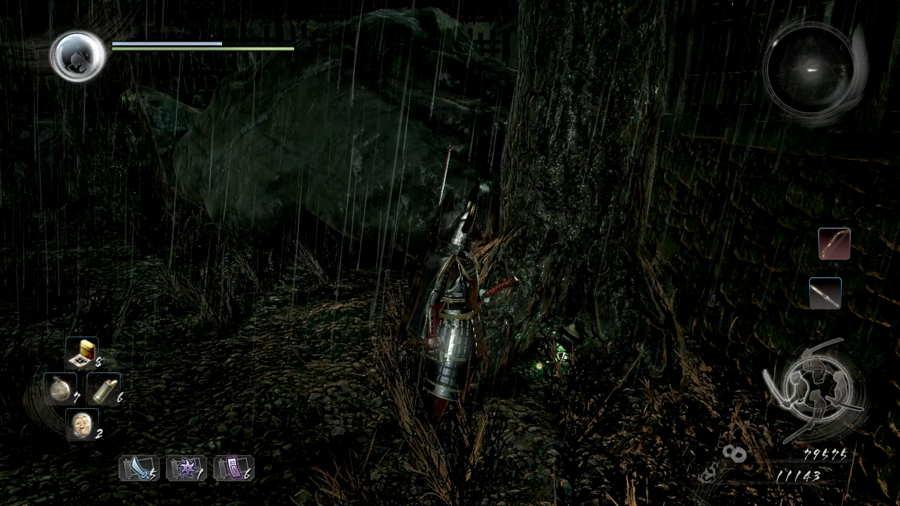The Spirit Stone Slumbers Kodama 2