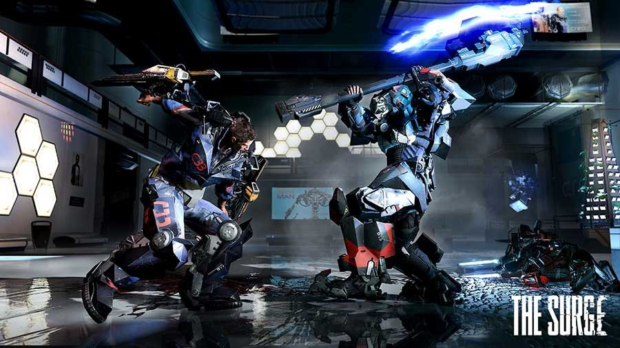 Action RPG The Surge Could Be Sci-Fi's Answer To Nioh & Dark Souls
