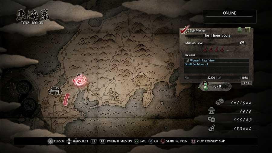 The Three Souls - Level 67