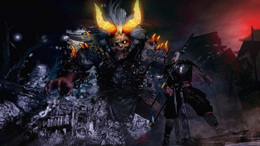 Where To Claim Mark Of The Champion & Strong DLC Items In Nioh