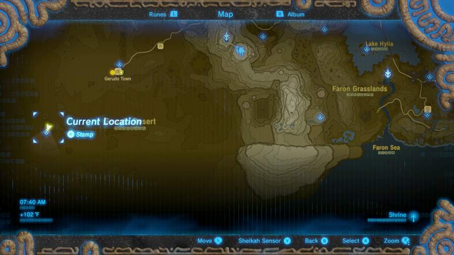 Breath Of The Wild The Search For Barta