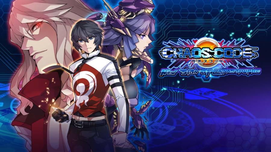 Chaos Code - Gamers Heroes