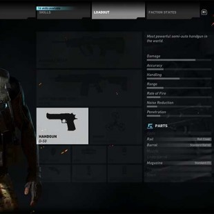 Where To Find Desert Eagle & AK-47 In Ghost Recon Wildlands