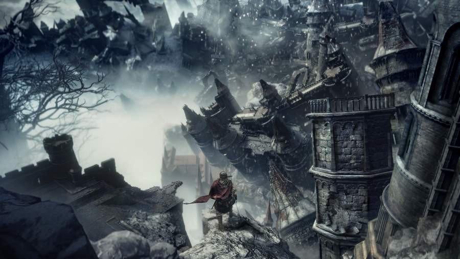 Dark Souls III The Ringed City - Gamers Heroes