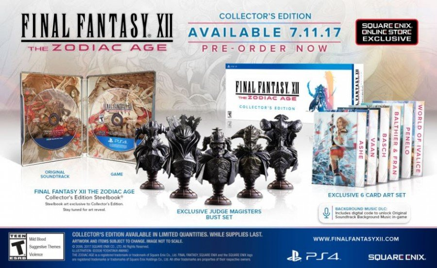 Final Fantasy XII The Zodiac Age - Gamers Heroes