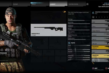Ghost Recon Wildlands – Find The Best Sniper Rifle And Sniper Scope At The Start Of The Game
